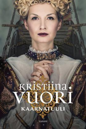 Kaarnatuuli - Kristiina Vuori - #kirja