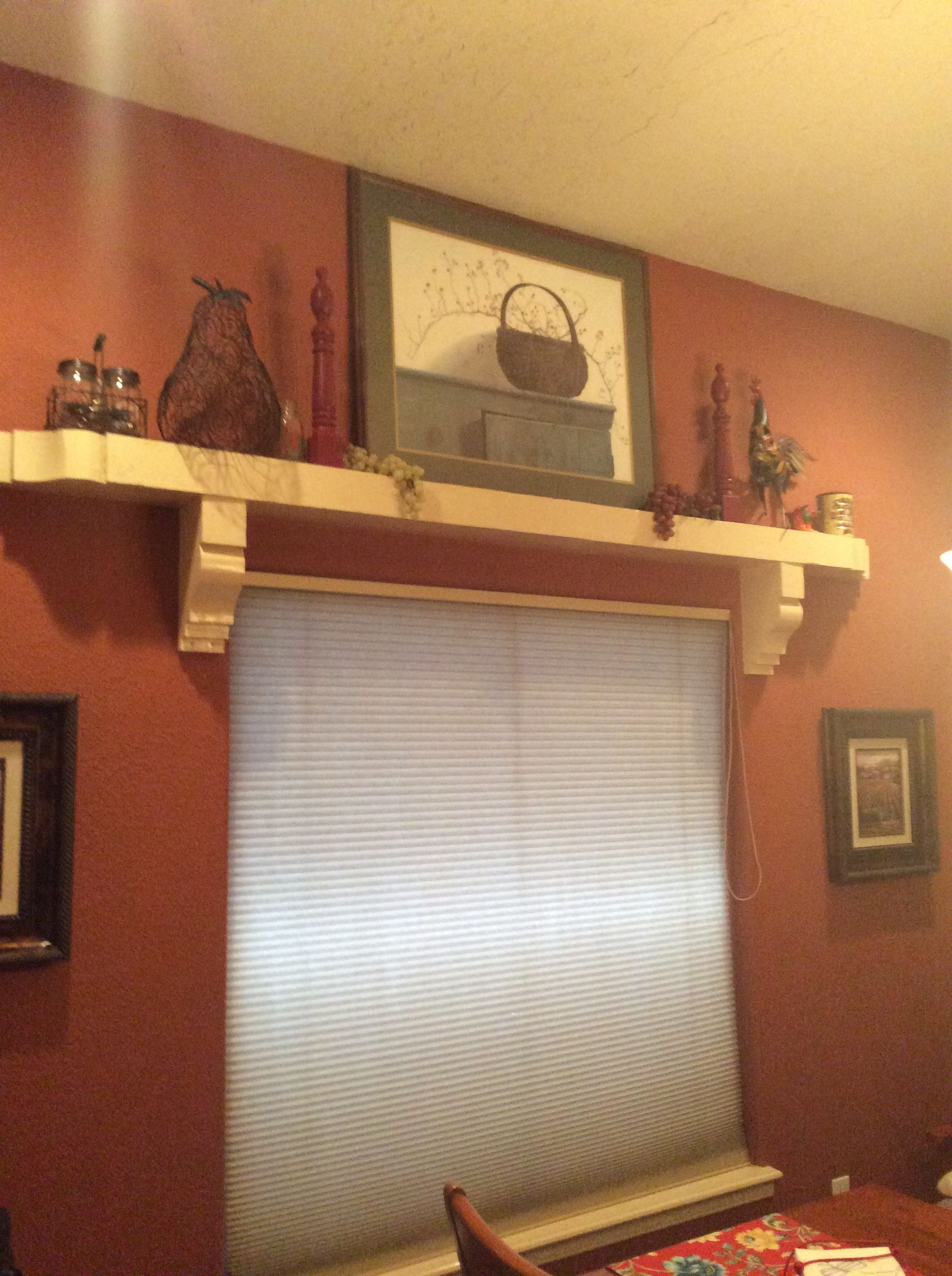 Pin By Patricia Rivera On Decorating Above Kitchen Cabinet