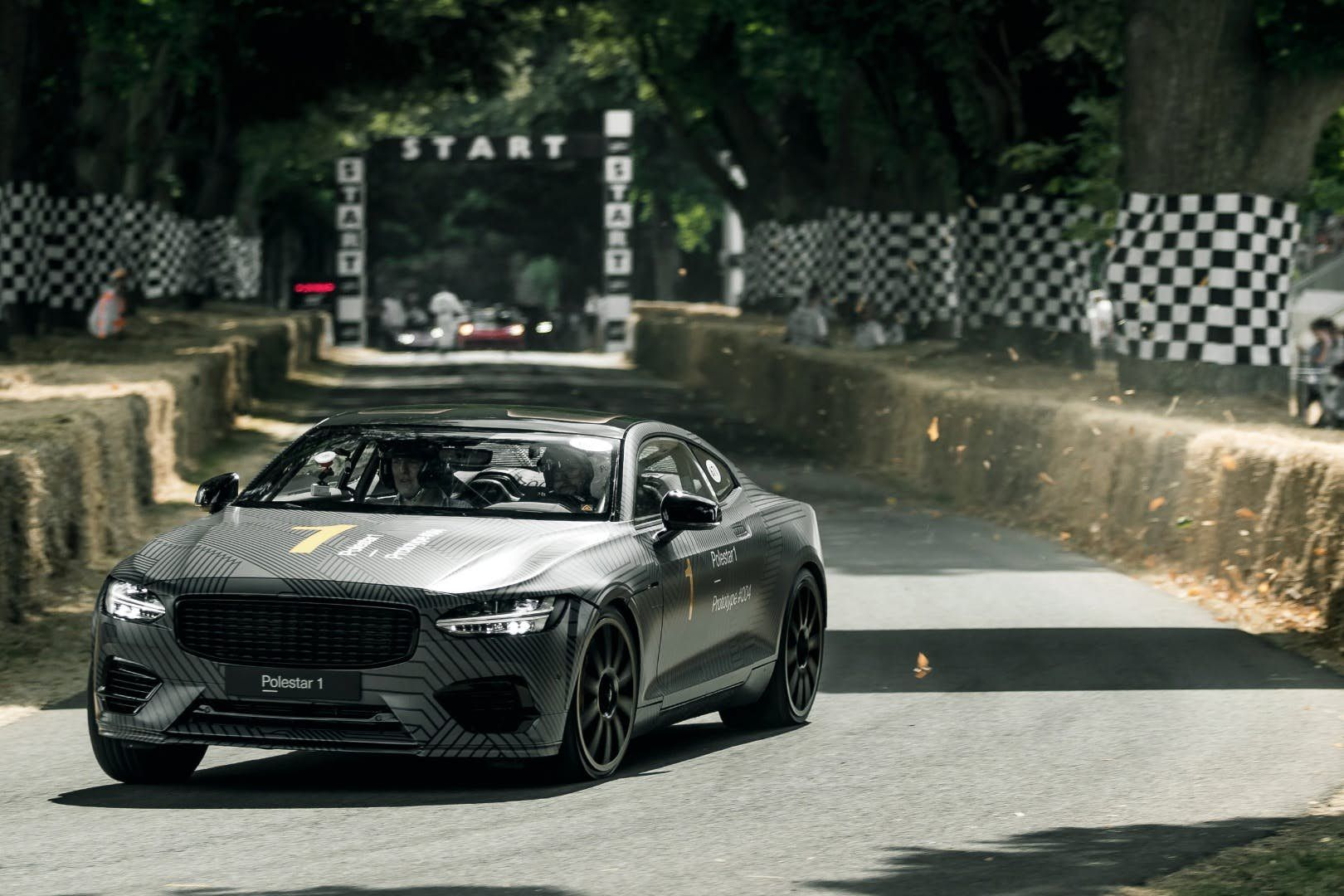 Polestar Rethinks Car Ownership Ahead Of Its Debut Luxury Hybrid