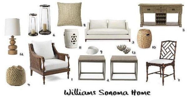 Hi-Low: Hamptons Style Budget Decorating   Livingroom   Pinterest ...