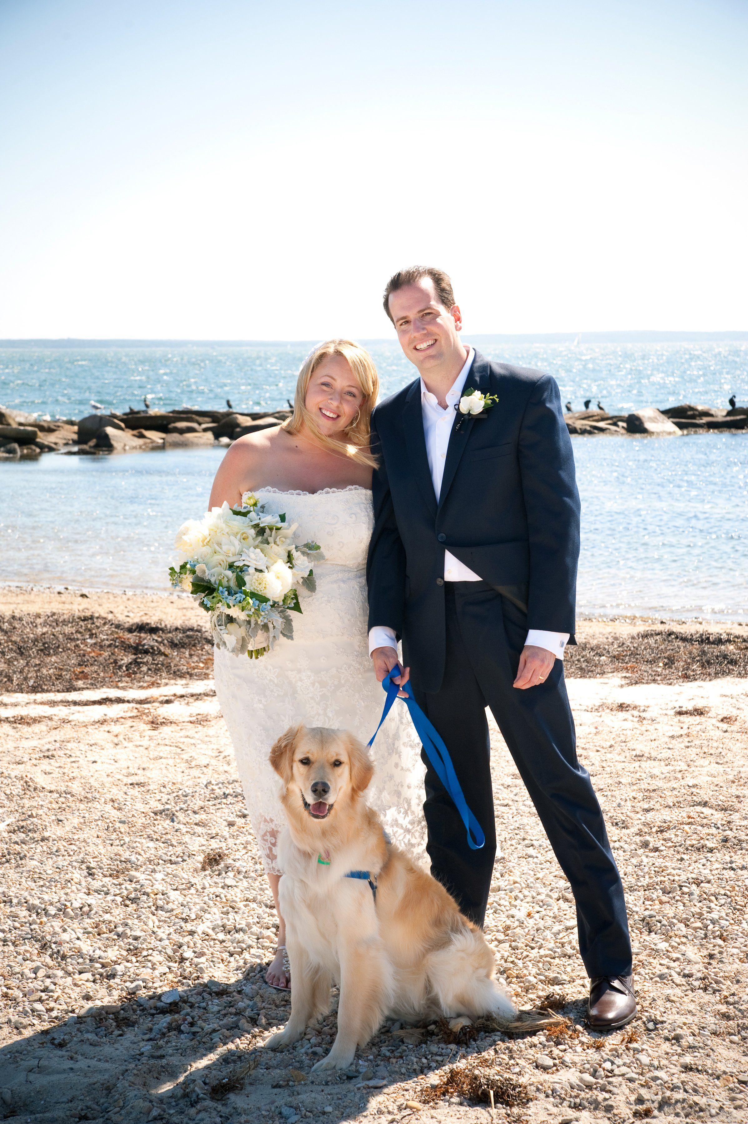 A Casual Cape Cod Wedding