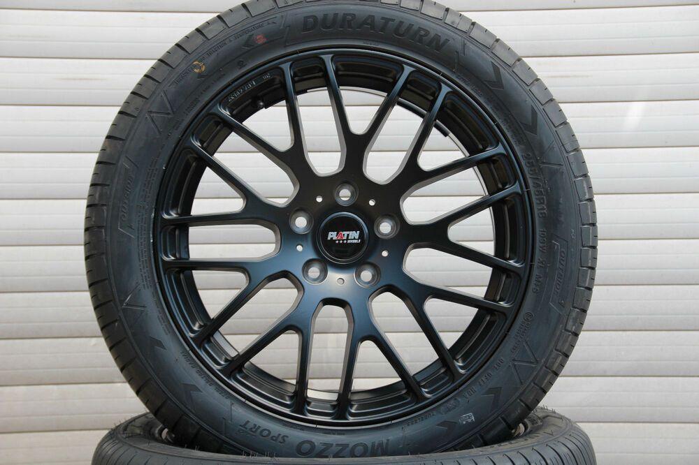Ebay Sponsored 4x Rader Alufelgen P70 Schwarz Bridgestone