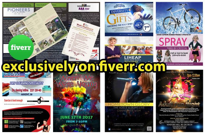 design an Amazing Flyer,Banner,Cover,Business Card by threeart