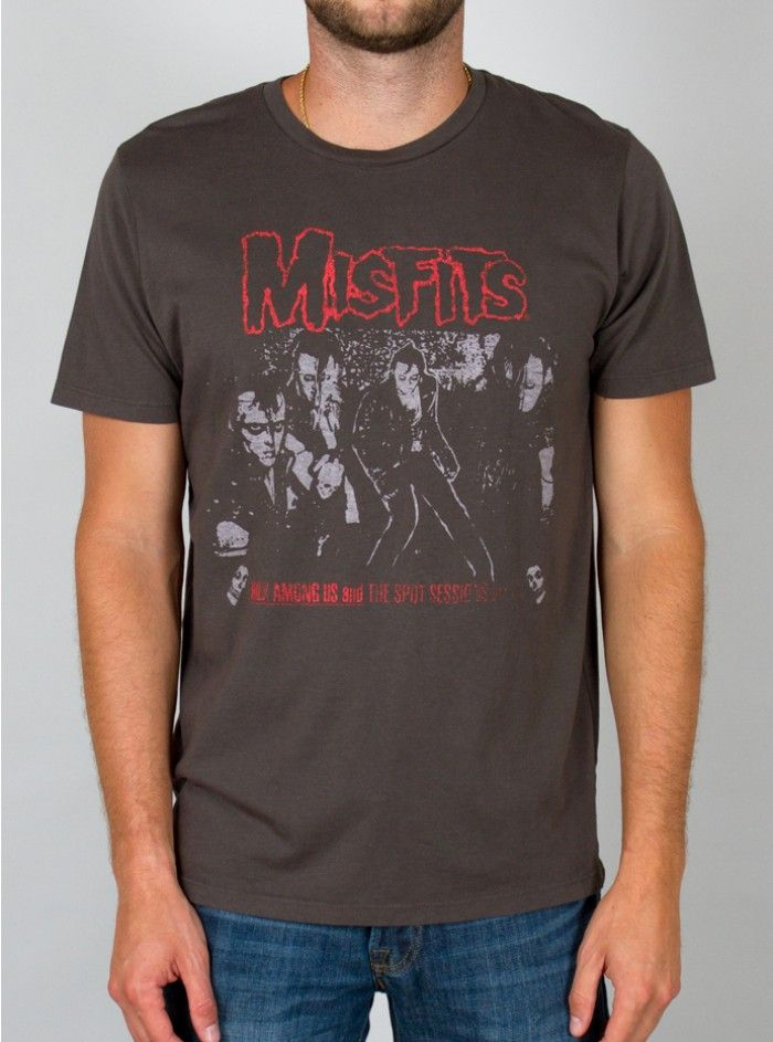 6e84f3b8 Junk Food Clothing - Misfits Tee - New Arrivals - Mens | licensed ...