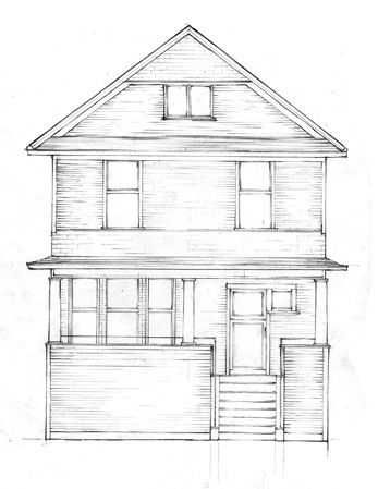 Early Vernacular 1870 1910 Classic Vancouver House