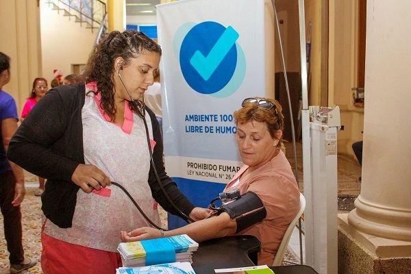#Se desarrollaron actividades por el Día Mundial de la Salud - El Día de Gualeguaychú: El Día de Gualeguaychú Se desarrollaron actividades…