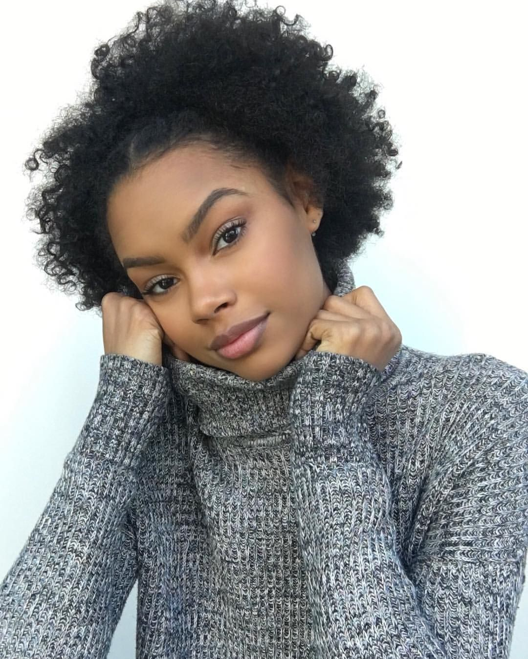 how to style afro curly hair see this instagram photo by taelorthein curly hair 2135
