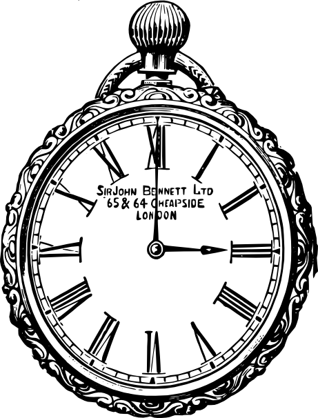 Vintage Clock Graphics Vintage Clock Clip Art Vintage Clock
