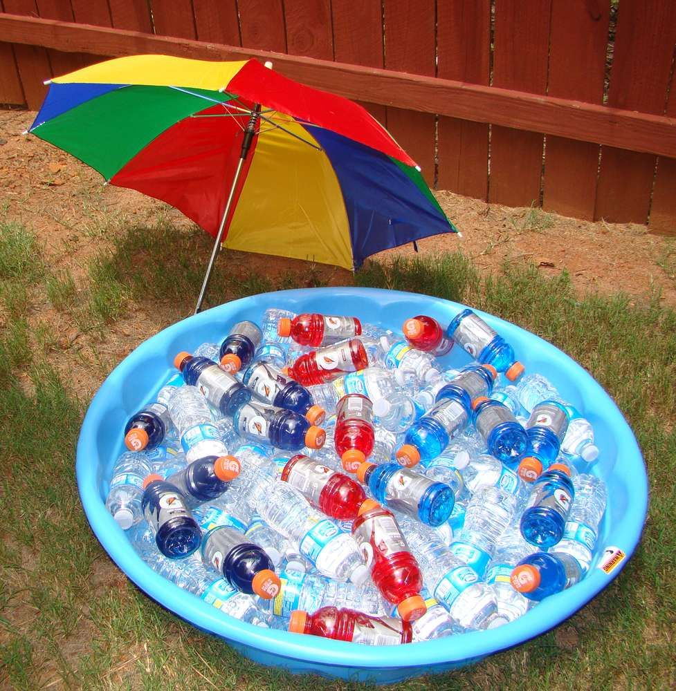 Pool party birthday party ideas birthday party ideas for Ideas for a pool