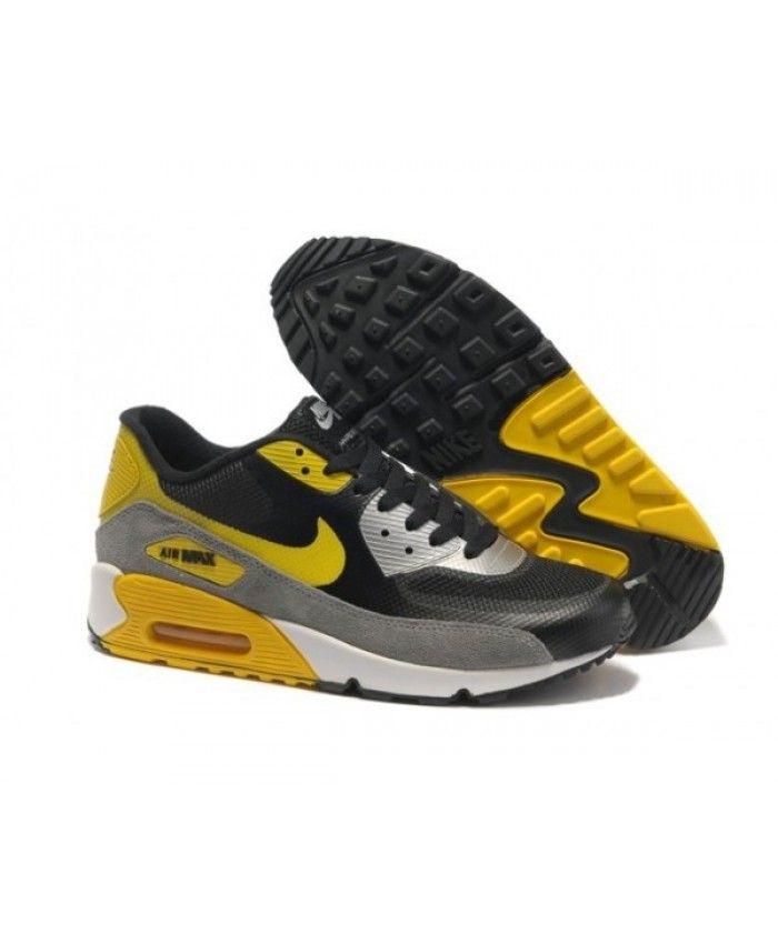 Mens Nike Air Max 90 Hyperfuse Fur