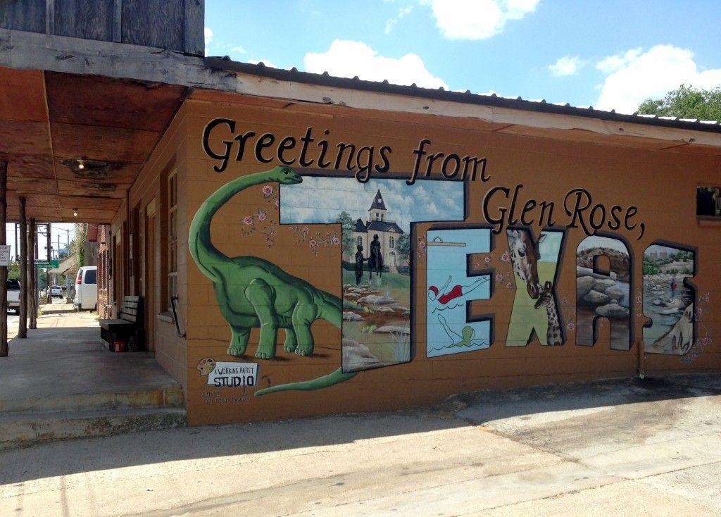 Day Trip Idea: Glen Rose, TX   Glen rose, Glen rose texas ...