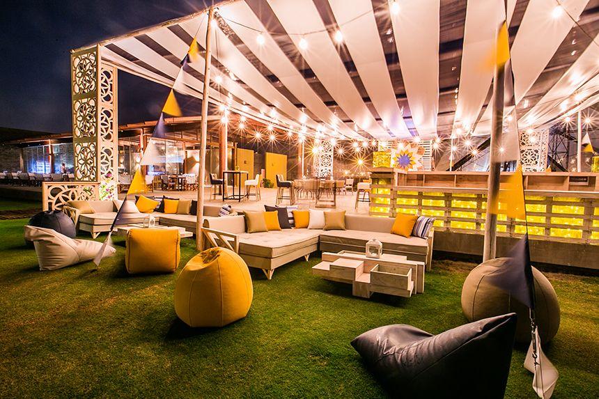 Proyecto Corona Sunset Lounge Paru Desarrollado Por