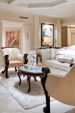 Trieste At Bay Colony  Contemporary  Living Room  Miami Brilliant Living Room Miami Inspiration Design