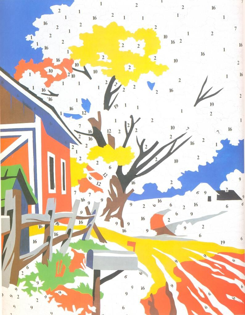 Do it yourself landscape andy warhol 1962 paintings andy do it yourself landscape andy warhol 1962 solutioingenieria Choice Image