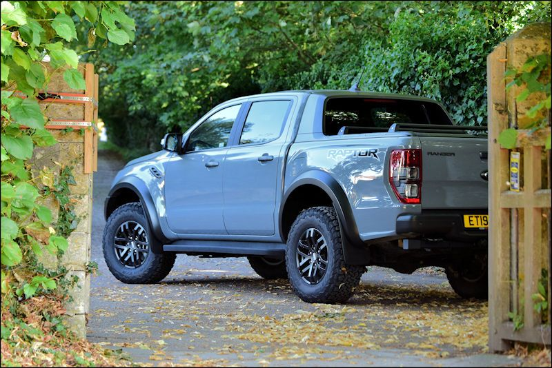 Ford Ranger Raptor More Is Good Geoff Maxted Drivewrite