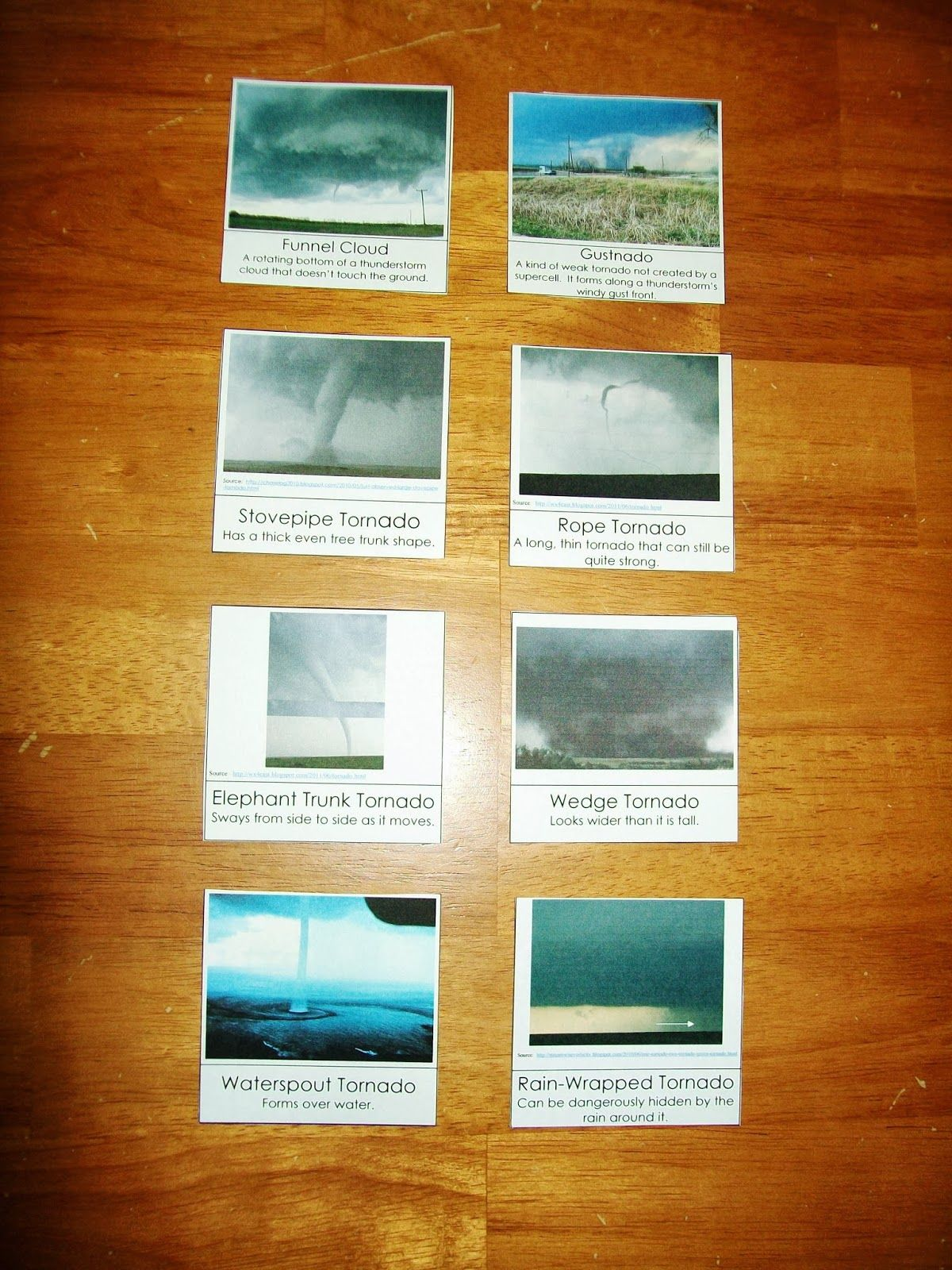Extreme Weather Conditions Unit Hurricanes Amp Tornadoes