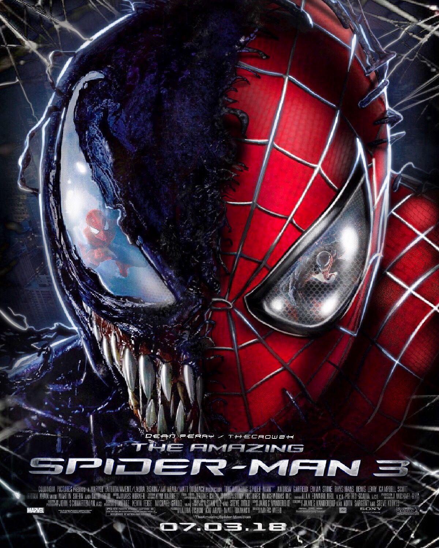 The Amazing Spider Man 3 Poster Spiderman Comic Spider Spiderman