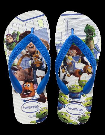 631fe4696ea0 Havaianas Kids Toy Story White