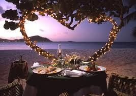 Back Yard Romantic Settings for Two | Romantic Settings