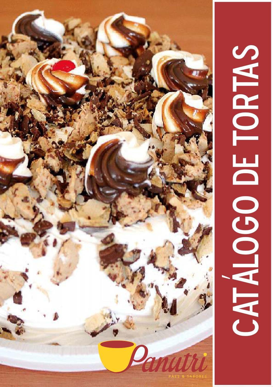Catálogo de Tortas  Catálogo reunindo tortas de recheio simples e recheio misto com suas respectivas descrições.