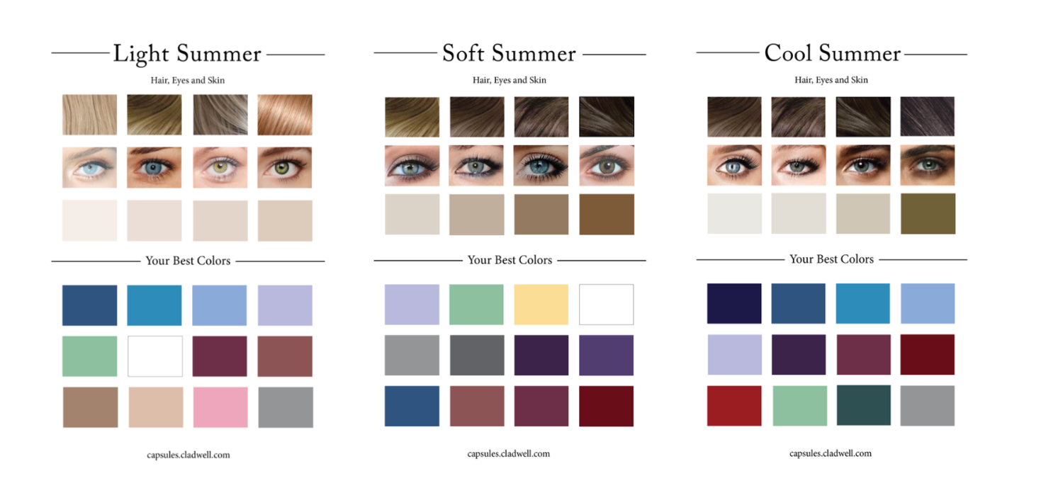 Which Colors Look Best On You Take Our Quiz Cladwell Cladwell Color Seasons Quiz Color Quiz