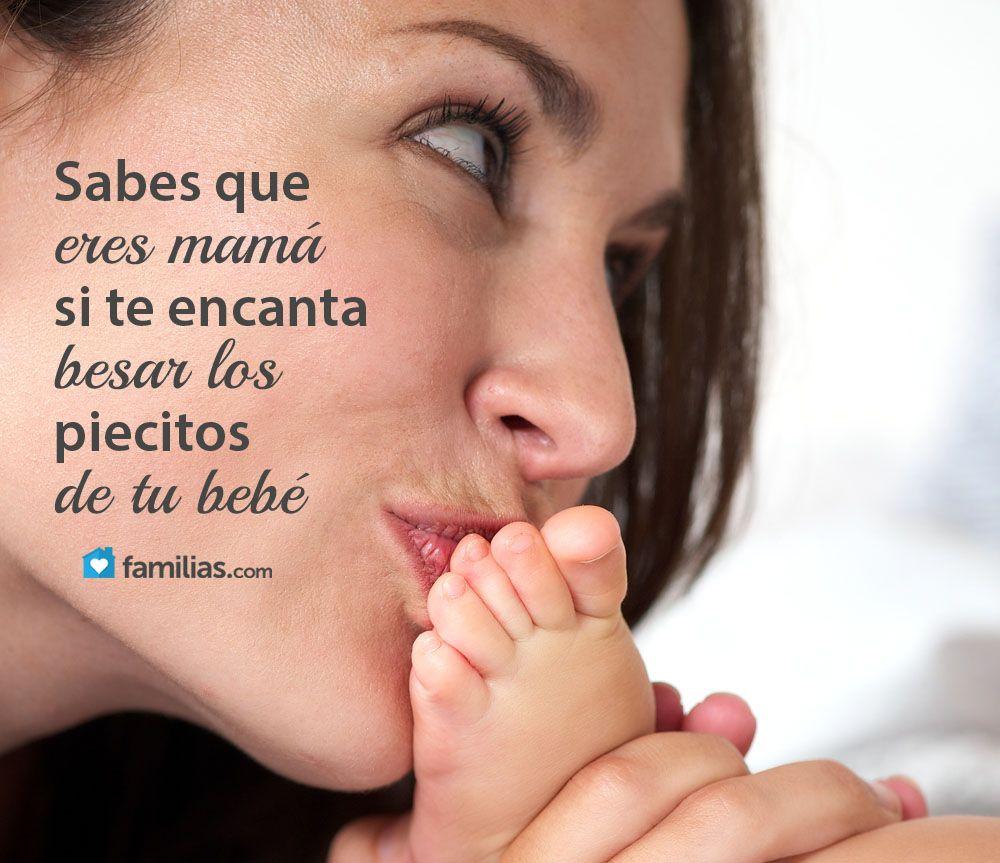 Como Mamás Nos Encantan Los Piecitos De Nuestros Bebés Ser