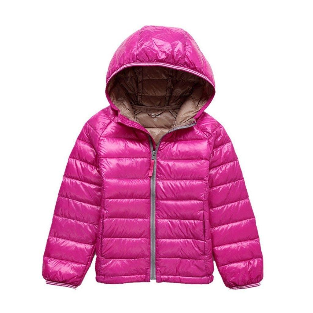 Kids Down Coat Warm Puffer Jacket With Hood Rose C9127axbiin Warm Puffer Jackets Kids Coats Warm Outerwear [ 1024 x 1024 Pixel ]