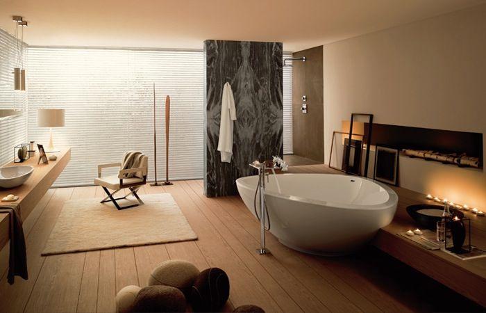 Luxe badkamer met parket - huis | Pinterest - Luxe badkamers, Luxe ...