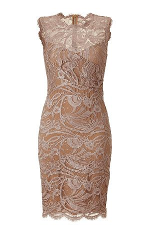 Pearl Lace Dress by EMILIO PUCCI