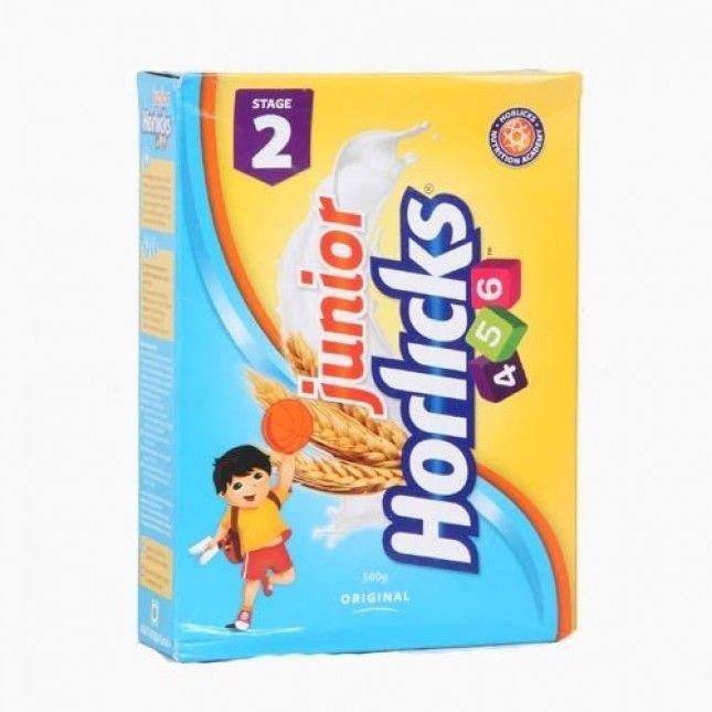Junior Horlicks Stage2 Vanilla Health Drinks Beverages Grocery Horlicks Health Drink Cereal Pops