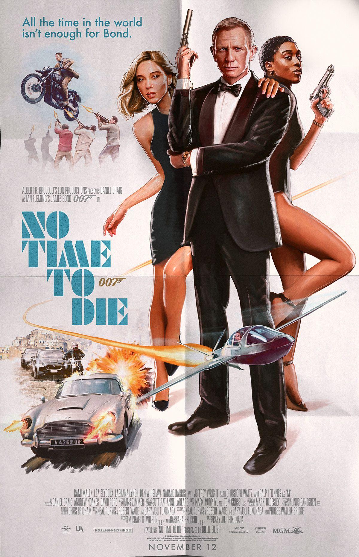 Pin By Daniel Gomez On Cinema In 2020 James Bond Movie Posters