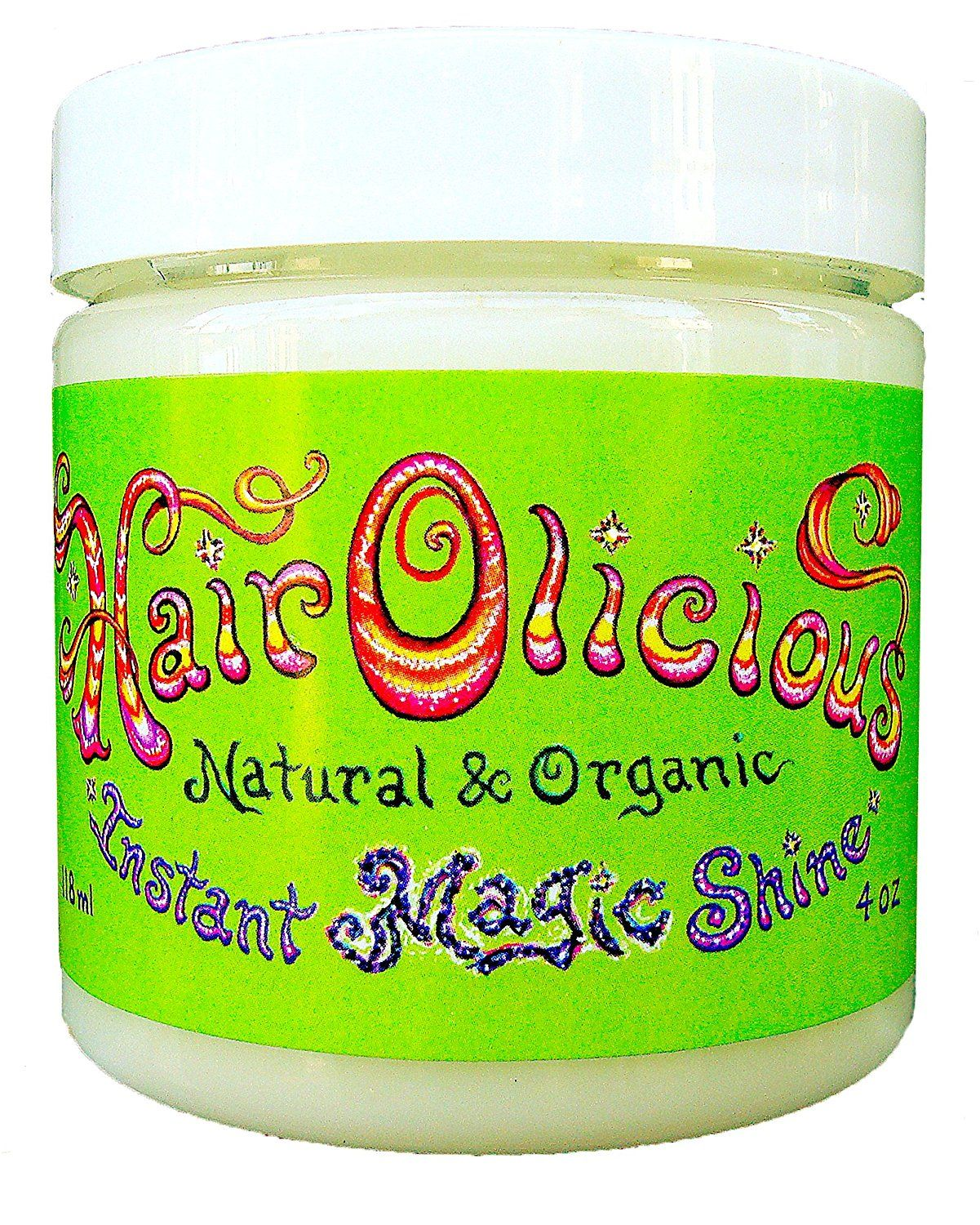Hairolicious Natural And Organic Leave In Conditioner For More