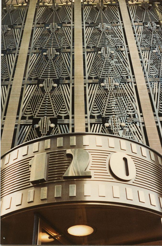 120 Wall Street | Wall street, Street and Art deco