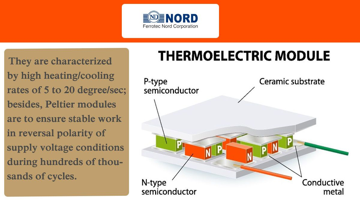At Present Thermoelectric Modules Find Increasingly Wider Use In What Is Known As Cycling Conditions They Are Characteriz Nord Heating And Cooling Reverse