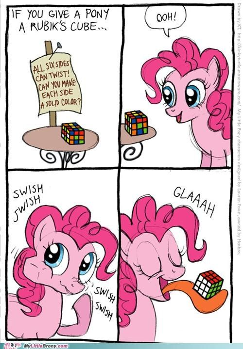 my little pony meme | My Little Pony Friendship is Magic MLP Memes especially Pinkie. She can do anything!