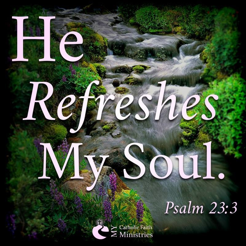 Image result for In verdant pastures he gives me repose, Psalm 23, pictures, art