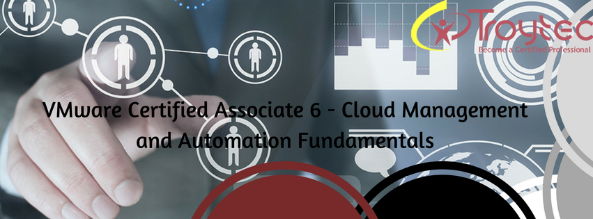 Exam Name: VMware Certified Associate 6 - Cloud Management and Automation Fundamentals Exam Code: 1V0-603 Category: VMware Certified Associate Question and Answer: 50 Edition: 2.0 Free Test Engine Included. http://goo.gl/NZtQF1