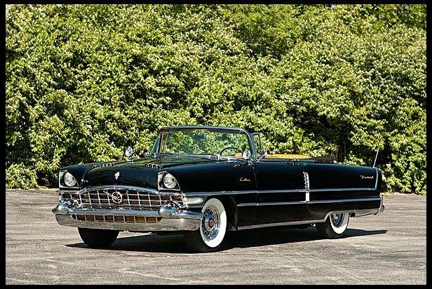 1956 Packard Caribbean Convertible Packard
