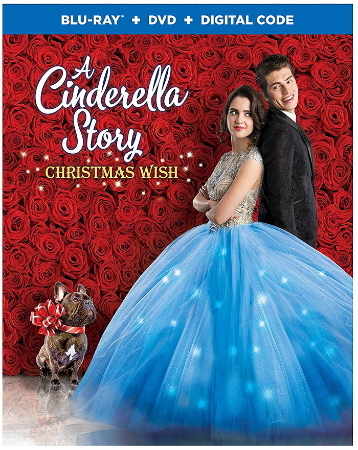 A Cinderella Story Christmas Wish Is Now Available On Blu Ray Combo Pack Dvd Cleverly Me South Florida Lifestyle Blog Miami Mom Blogger A Cinderella Story Christmas Wishes Cinderella