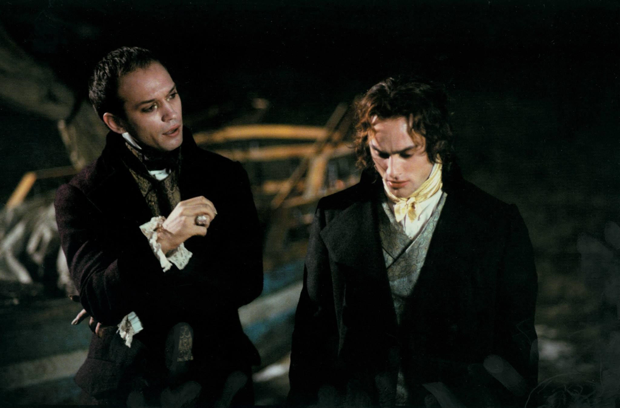 Marius And Lestat 2048x1347 Wallpaper Queen Of The Damned