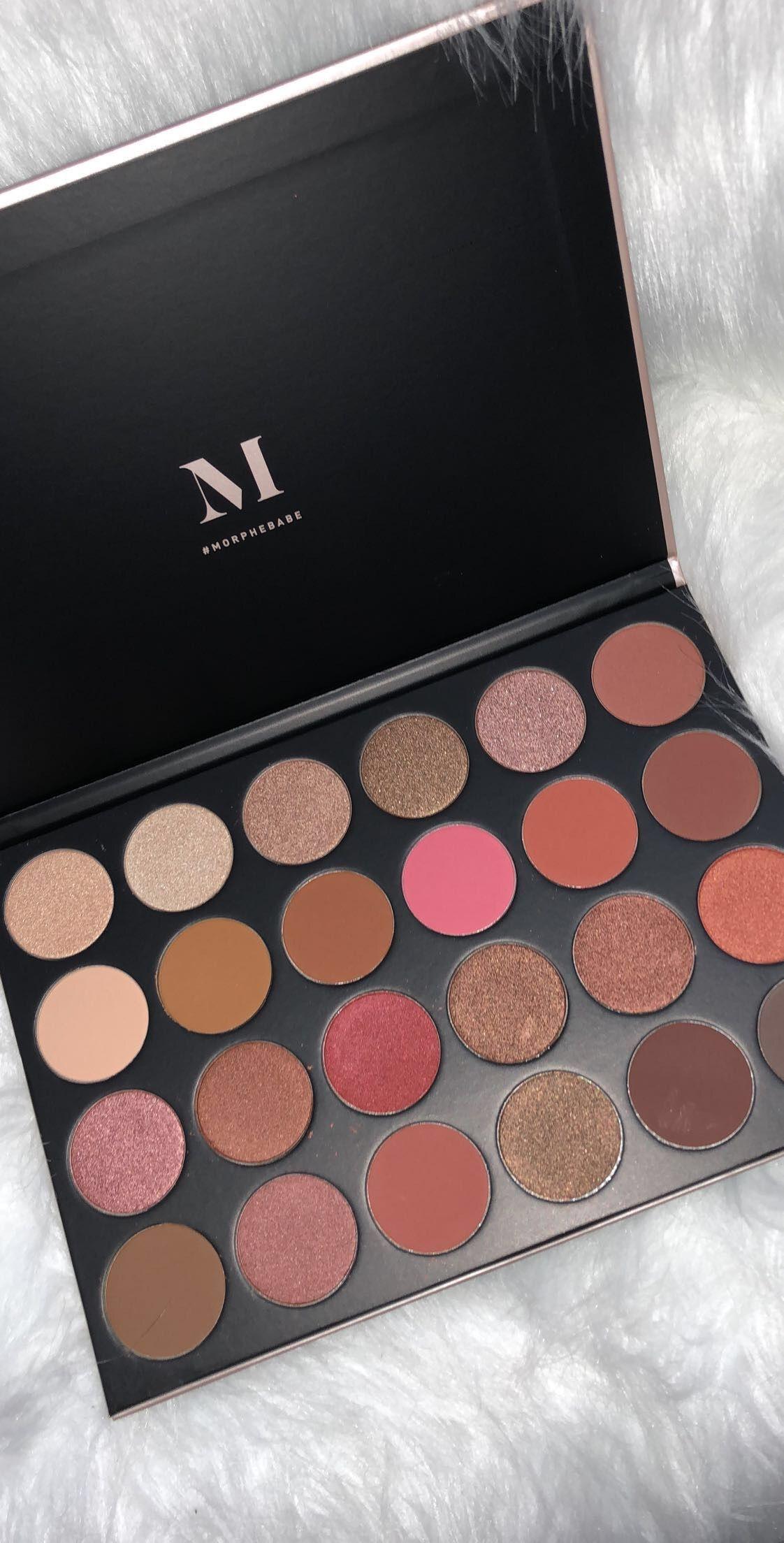 MORPHE PALETTE 💄 | Artistry makeup, Makeup junkie, Makeup
