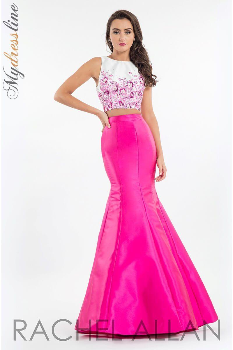 Rachel allan long evening dress lowest price guarantee new