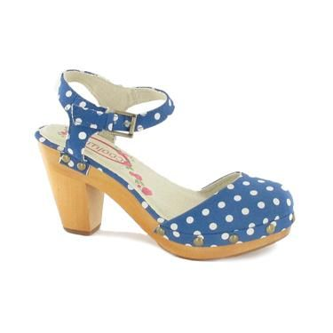Love these clogs from Coolway - saw them in Spain - now they are on sale...hmmm....