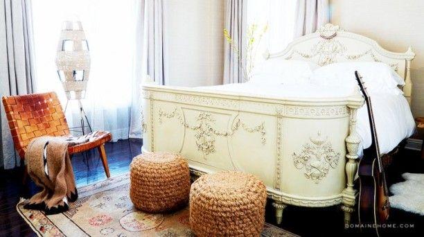 A Look Inside Nicole Simone's Hollywood Apartment