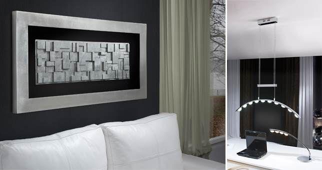 ambientes de decoracin moderno - Decoracion Moderna