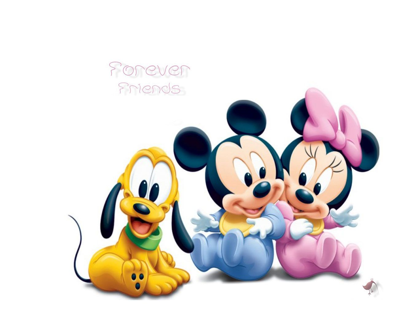 Baby Shower Themes Disney Characters ~ In keeping with the minnie and mickey mouse baby shower theme you