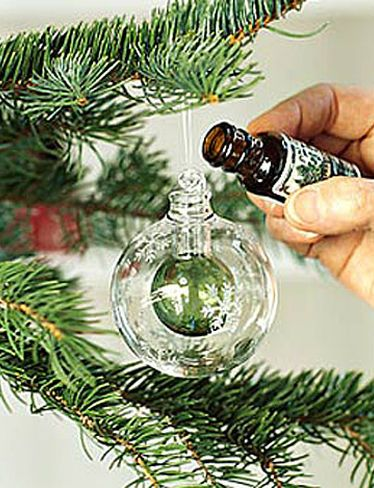 scented ornament! add some balsam oil and ta da! that xmas tree smell lasts  all season - Scented Ornament! Add Some Balsam Oil And Ta Da! That Xmas Tree