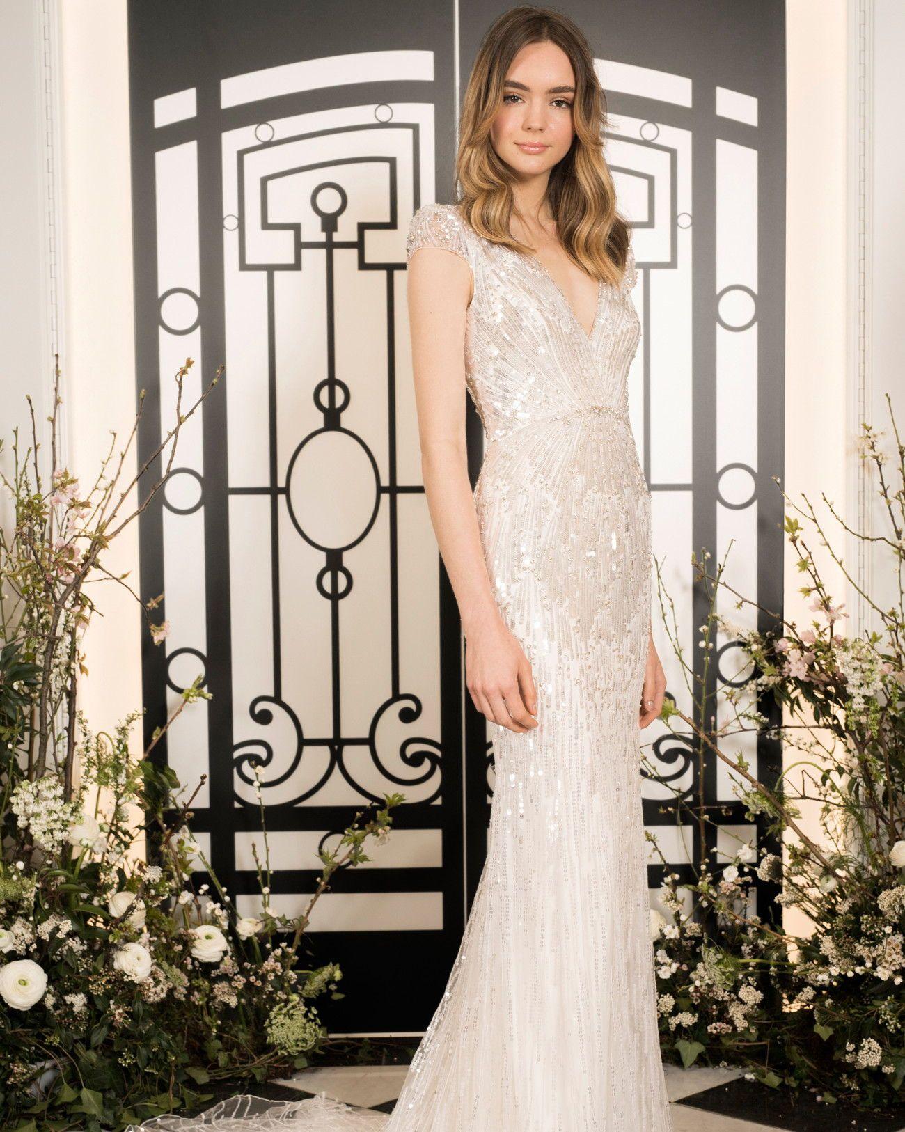 Jenny Packham Spring 2020 Wedding Dress Collection Jenny Packham