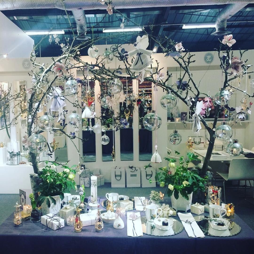 Our stand at the Harrogate Christmas & Gift Fair is so beautiful…