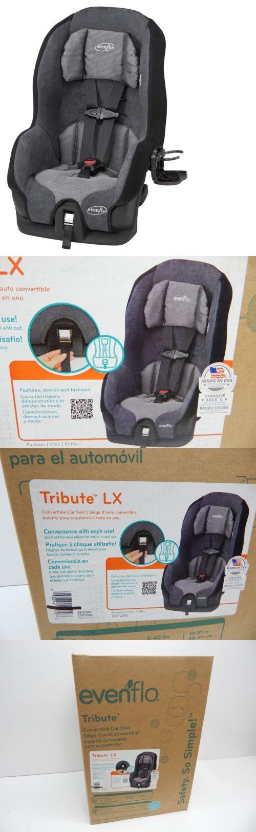 Evenflo 38111190 Tribute LX Convertible Baby Car Seat Saturn BOX DAMAGAE